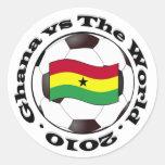 Ghana vs The World Sticker