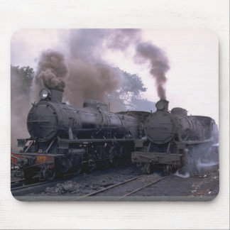 Ghana, W. Africa, GRy 4-8-2's Mouse Pad