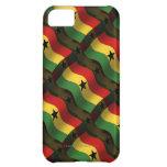 Ghana Waving Flag iPhone 5C Case