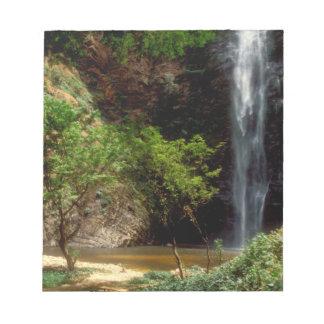 Ghana: Wli Falls, a.k.a. Agumatsa Falls (Volta Notepad