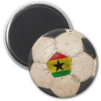 Ghana World Champion 2 Inch Round Magnet