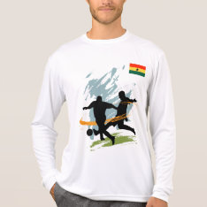 Ghana World Cup 2014 T-shirt at Zazzle