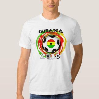 Ghana World Cup T-Shirt Twirl