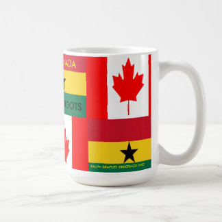 GHANAIAN-CANADIAN COFFEE MUG
