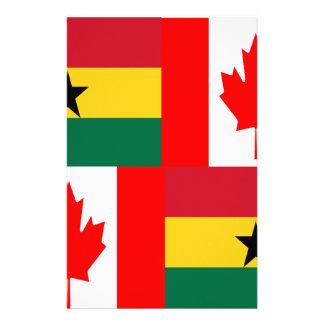 GHANAIAN-CANADIAN STATIONERY