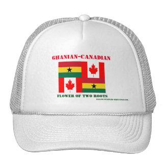 GHANAIAN-CANADIAN TRUCKER HAT