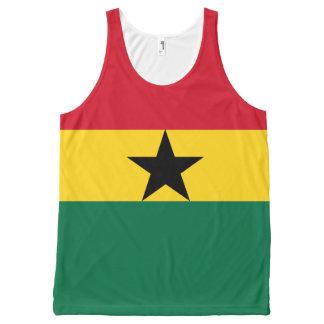 Ghanaian National flag  T shirt