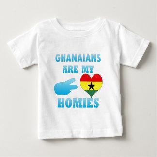 Ghanaians are my Homies Tee Shirt