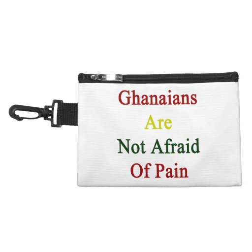 Ghanaians Are Not Afraid Of Pain Accessory Bags