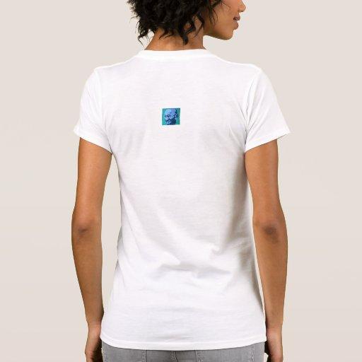 GHANDHI, Mohandas Karamchand Gandhi Camisetas