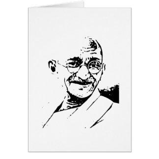 Ghandi Card