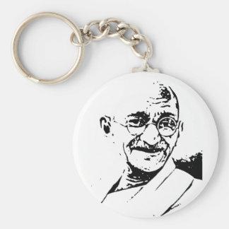 Ghandi Keychain