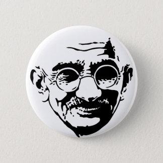 Ghandi Pinback Button