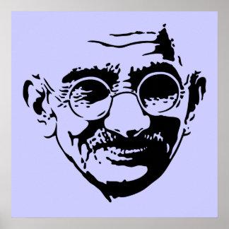 Ghandi Poster