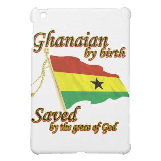 Ghanés por el nacimiento ahorrado por la gracia de