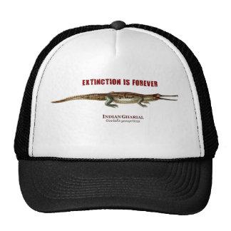 Gharial Extinction Trucker Hat