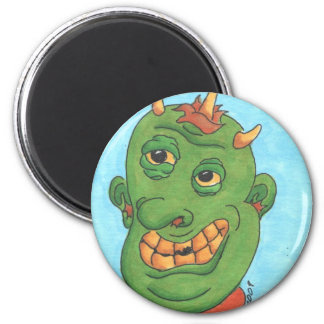 Ghastly Ghoul Magnets