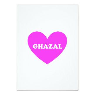 Ghazal Card