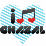 Ghazal fan acrylic cut outs