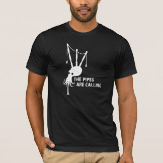 GHB - The pipes are calling T-Shirt