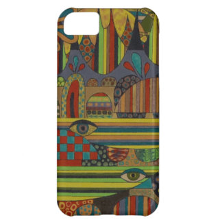 Ghe Ngo Khmer Boats iPhone 5C Case