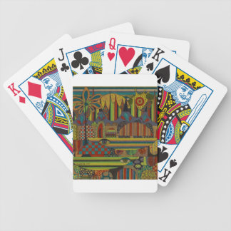 Ghe Ngo Khmer Boats Poker Cards