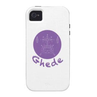 Ghede Samedi Veve iPhone 4 Case