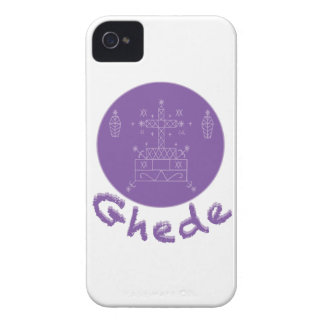 Ghede Samedi Veve Case-Mate iPhone 4 Case