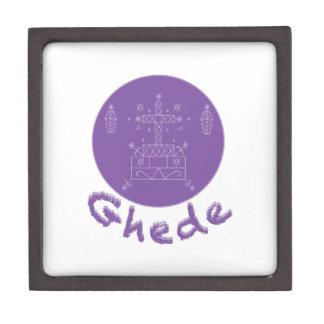 Ghede Samedi Veve Premium Jewelry Box