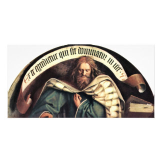 Ghent Altar Altar Of The Mystic Lamb, Right Outsid Photo Cards