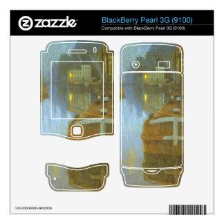 Ghent by Albert Baertsoen Decals For BlackBerry