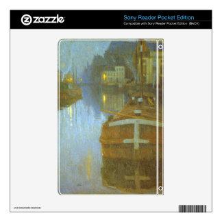 Ghent by Albert Baertsoen Decal For The Sony Reader