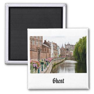 'Ghent' magnet