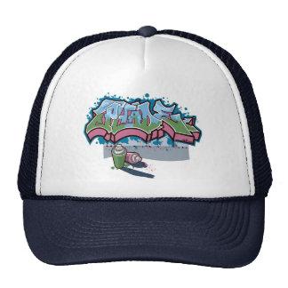 Ghetto Art Trucker Hat