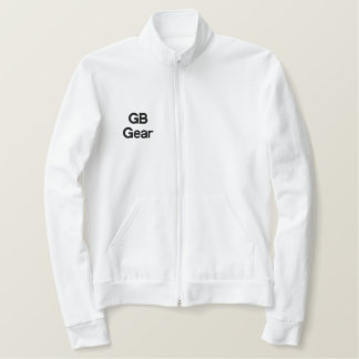 Ghetto Baby Gear Embroidered Jacket