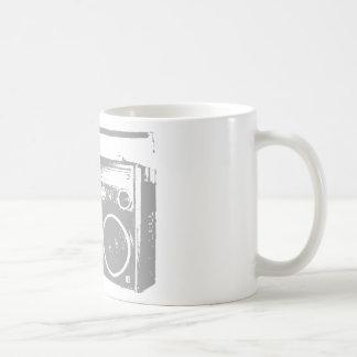 Ghetto Blaster Coffee Mug