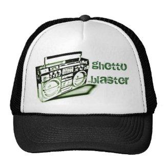 Ghetto Blaster hat