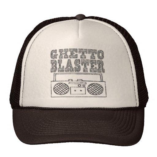 Ghetto Blaster-Hat