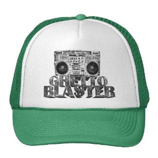 GHETTO BLASTER MESH HATS