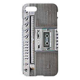 GHETTO BLASTER iPhone 8/7 CASE