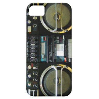 Ghetto Blaster - iPhone Case