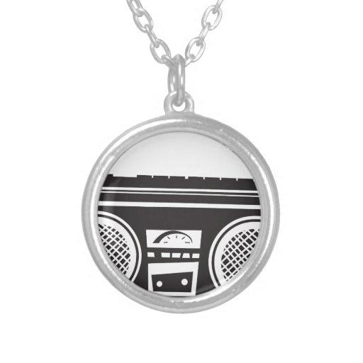 Ghetto Blaster Custom Jewelry
