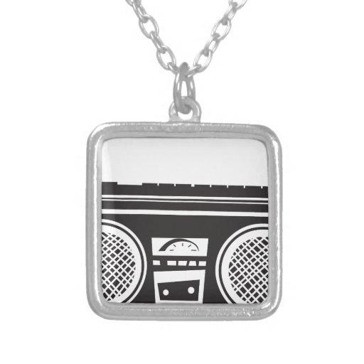 Ghetto Blaster Necklace