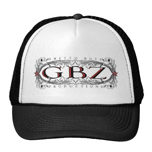 Ghetto BoyZ productions trucker hat