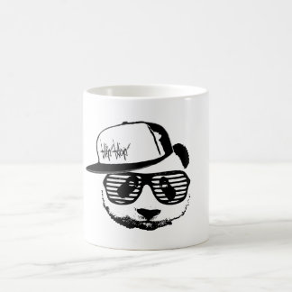 Ghetto panda coffee mug