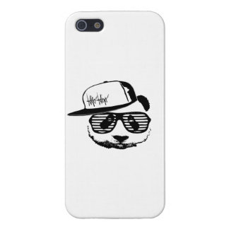 Ghetto panda cover for iPhone SE/5/5s