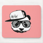 Ghetto panda mouse pads