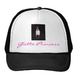Ghetto Princess Cover Hat