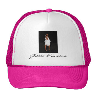 Ghetto Princess Girly Hat
