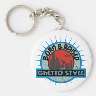 Ghetto Style Key Chains